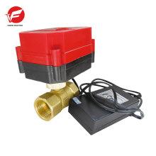 Сделано в Китае электрический электромагнитный клапан воды 12В привод