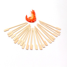 Wholesale Gun Shape Sushi Natural Bamboo Teppo Skewers With Handle