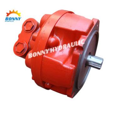 Moteurs hydrauliques de rechange de moteur hydraulique de piston radial à faible vitesse SAI GM1