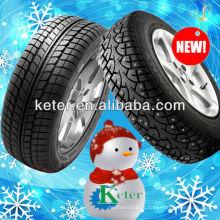 pneu de carro radial 195 / 75R16C 205 / 60R16C importando pneus do inverno
