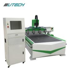 máquina de gravura do metal do router do corte do cnc