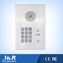 Téléphone sans fil ascenseur, téléphone téléphonique SIP / VoIP, téléphones élévateurs de détenus