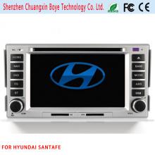 Auto DVD Spieler mit Bluetooth für Hyundai Santafe