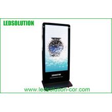 Farbenreiche Werbung LED Totem P4 LED-Bildschirme im Freien