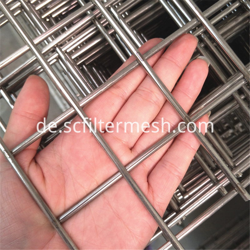 304ss Welded Wire Mesh
