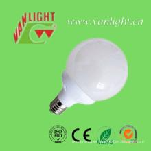 Globo forma CFL 24W (VLC-GLB-24W), lámpara ahorro de energía