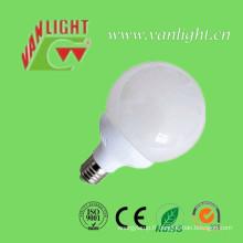 Globe de forme CFL 24W (VLC-GLB-24W), lampe économiseuse d'énergie
