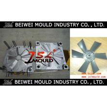 Plastic Injection Fan Blade Mould
