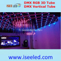 Lampe Tubo Compatible 3D DMX512 LED Madrix