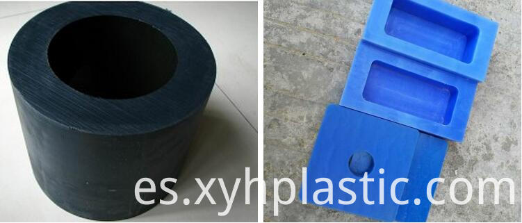 Processing nylon part