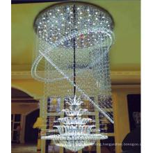 Modern Decorative K9 Crystal Chandelier with LED