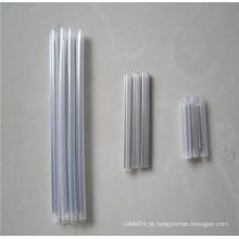 Baixo preço shenzhen 20 milímetros 40 milímetros 45 milímetros 60 milímetros fibra óptica calor psiquiatra tubo de proteção forte pino de aço agulha