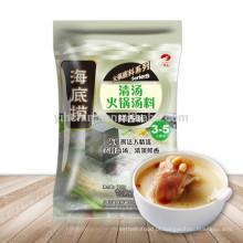 Sabor de tempero de frango com melhor condimento de sopa