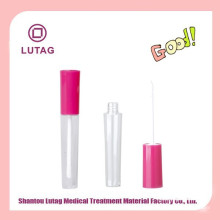 brilho labial tubos embalagem personalizada labial gloss embalagem