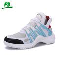 Chaussures de sport haut-haut chaussures de course à hauteur de la cheville Hauteur de chaussures de sport pour les femmes