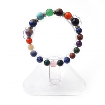 Yoga Beaded Bracelet Chakra Jewellery Handmade Wedding