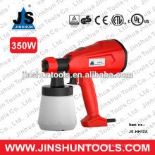Pistola de pulverización eléctrica JS 350W Pistola de pulverización eléctrica DIY 800ml, JS-HH12A