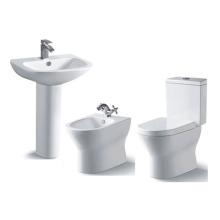 Ensemble de céramique pour salle d'eau sanitaire Article: A1004B