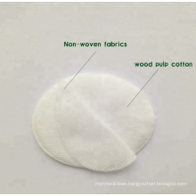 Super Absorbent 100% Cotton Non-woven Fabric Eye Pad