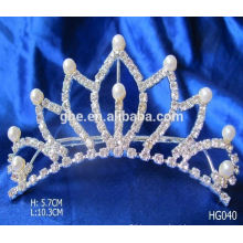 Quality Guaranteed factory directly wholesale kids tiara combs