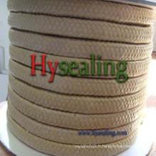 Emballage en fibre d'aramide avec un vêtement extrêmement difficile