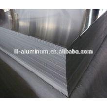 Feuillet en alliage d'aluminium bon marché fini 2 mm d'épaisseur