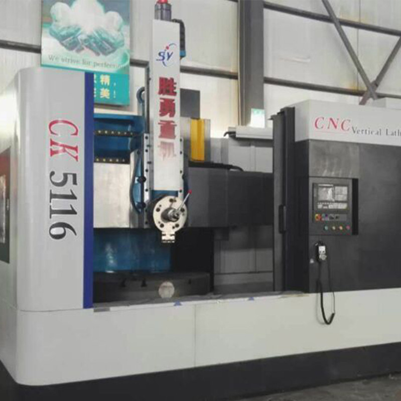 Vertical cnc lathes machines