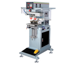 Vertical Automatic 2 Color Pad Printing Machine