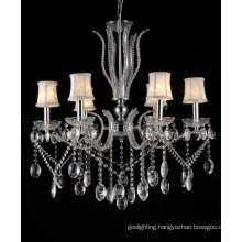 High Class Decorative Wholesale Crystal Chandelier (7500-6L)