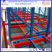 Популярное использование в промышленности / Фабрика / Хранение стали Q235 с высоким качеством