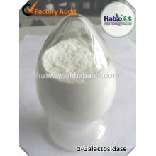 Vende enzima que produce alcohol, alfa-galactosidasa