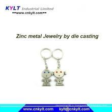 Металлические ювелирные изделия с инжекцией цинка Zamak