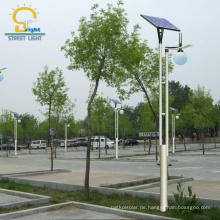 Morden Aluminium-Solarpark der hohen Leistung führte hellen Solarstraßenlichtpreis