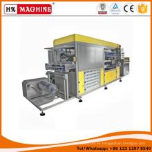 Bandeja de plástico automática que hace la máquina, máquina de formación de vacío de acrílico
