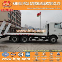 CAMC 6X4 20tons 270hp flat bed truck hot sale with high performance for export.