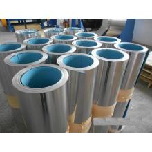 Bobine de feuille en aluminium avec papier Kraft / Polysurlyn pour isolation thermique