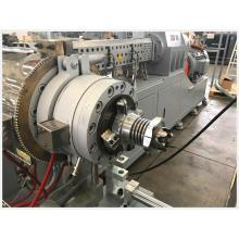 Extrusora de máquina de extrusión paralela de plástico PE / PVC