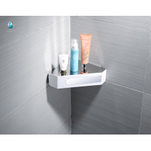 ABS White Bathroom Accessories Multifunction shelf Angle Storage Holder