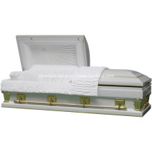 Frank Purity 28 Inches Oversize Metal Casket
