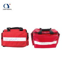 Ambulancia de botiquín de primeros auxilios EMS de nailon impermeable