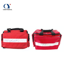 Kit de primeiros socorros EMS de nylon impermeável para ambulância