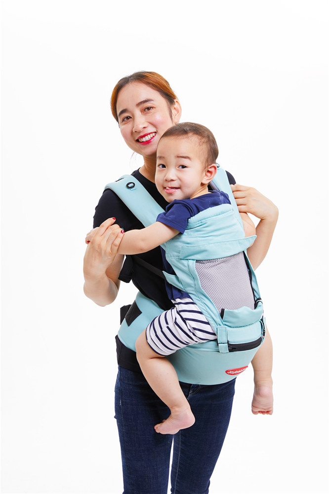 All Season Cool Baby Hipseat Carrier