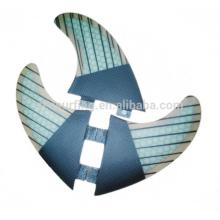 2015 новый стиль стекловолокна соты серфинга плавник/рыбы плавники костюм