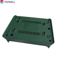 Communication Cover Mould and Parts with Assembly