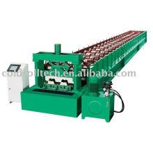 Bau-Boden-Metallplattform, die Maschine herstellt