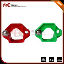 Elecpopular New China Productos para la venta Desconexión del bloqueo de la conexión Verde Rojo Interruptor del armario eléctrico Bloqueo de seguridad