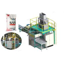 25KG Fertilizer Auto Bagging and Sealing Machine