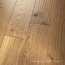 Handscraped White Oak Engineered Wood Flooring