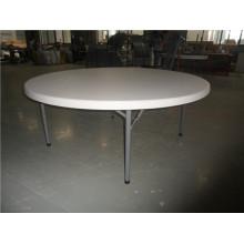 6FT Складной круглый стол для использования тиражей