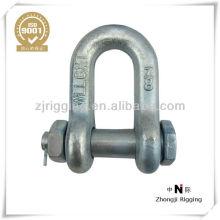 US type dee shackle for paracord bracelet G-2150